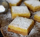 Λεμονόπιτα με μέλι