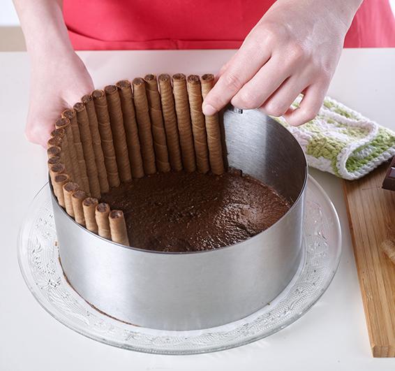 ψυγείου Τούρτα συνταγές εύκολη για αρχάριους επιδόρπια γλυκά με σοκολάτα γλυκά caprice