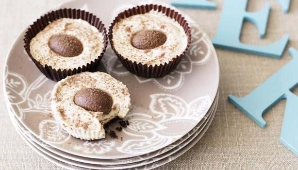 Πασχαλινά mini cheesecakes