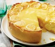Cheesecake λεμονιού