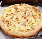 Τυρόπιτα με πράσο ξεσκέπαστη και φύλλο με τυρί κρέμα