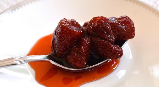 Γλυκό κουταλιού φράουλα