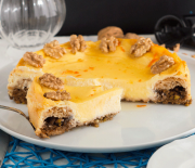 Cheesecake Μπακλαβά
