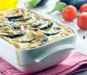 Μουσακάς με μανιτάρια για χορτοφάγους