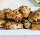 Κοτόπουλο μαριναρισμένο στη σχάρα