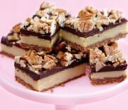 Πανεύκολο γλύκισμα σοκολάτας και καραμέλας