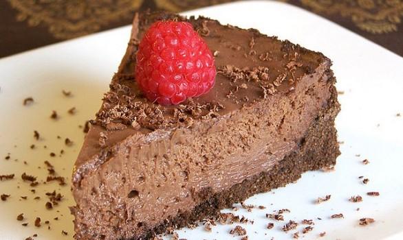 Πανεύκολο cheesecake Μερέντας σε 15 λεπτά