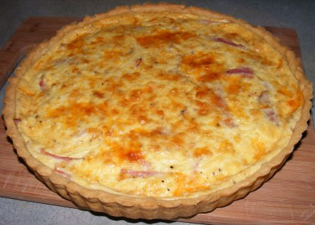 ham-cheese-tart-5-baked