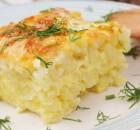 Πένες σε κρεμώδη σάλτσα τυριών στο φούρνο