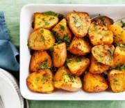 Πατάτες φούρνου με πάπρικα και κύμινο