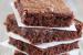 Πανεύκολα Brownies με Νουτέλα με 3 υλικά