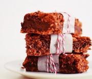Τραγανά σοκολατένια μπισκότα με ινδοκάρυδο