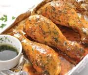 Μπουτάκια κοτόπουλου στο φούρνο