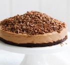 Πανεύκολο Cheesecake Toblerone