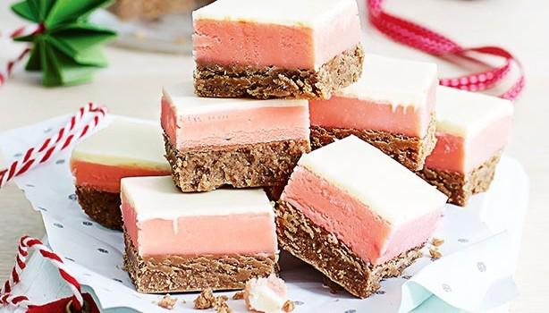Φοντάν με σοκολάτα και άρωμα φράουλας από τη … Νάπολη