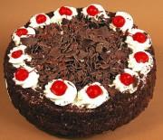 Πανεύκολη σοκολατένια τούρτα ψυγείου με σαβουαγιάρ