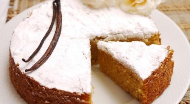 Πανεύκολο κέϊκ βανίλιας