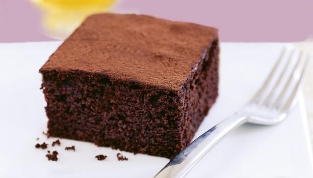 Πανεύκολο κέικ σοκολάτας με ελαιόλαδο