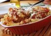 Πέννες με σάλτσα Ναπολιτέν και 3 τυριά στο φούρνο