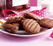 Πανεύκολα cookies με μερέντα και σταγόνες σοκολάτας