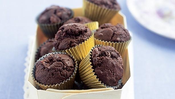 Muffins Toblerone