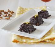 Μπακλαβαδάκια με επικάλυψη σοκολάτας