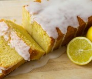 Πανεύκολο κέικ λεμονιού με ινδοκάρυδο