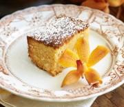 Το κέικ της Αγάπης με κάσιους, σιμιγδάλι και μπαχαρικά