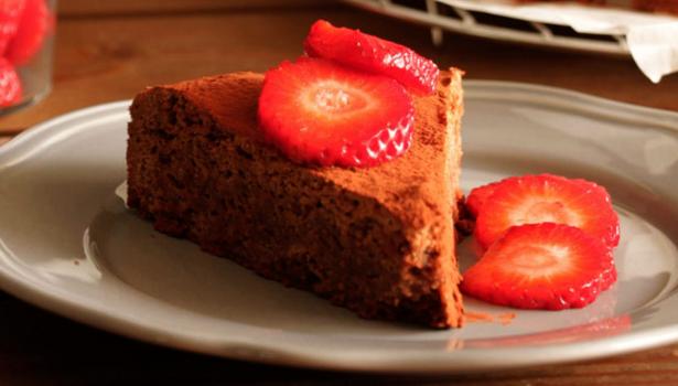 Κέικ με ταχίνι νηστίσιμο
