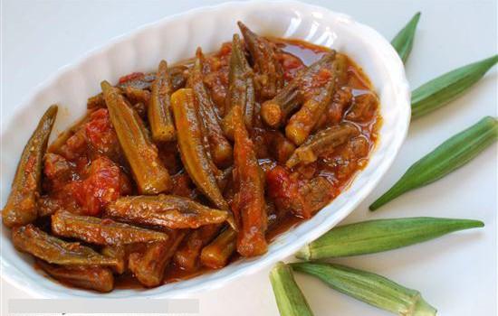 Μπάμιες με μπαλσάμικο στο φούρνο ή στη κατσαρόλα