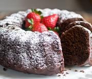 Κέικ σοκολάτας νηστίσιμο