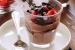 Σοκολατένιο παρφέ με γιαούρτι, σοκολάτα, όρεο και φράουλες σε 10 λ