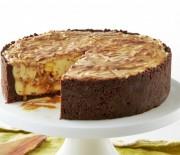 Υπέροχο cheesecake με σοκολάτα Mars