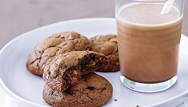 Υπέροχα μπισκότα σοκολάτας