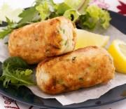 Κροκέτες με τόνο και πατάτα