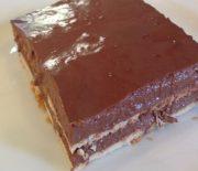 Σοκολατένιο γλύκισμα με μπισκότα πτι μπερ