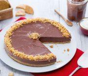 Πανεύκολο Cheesecake Nutella με 4 υλικά