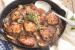 Χοιρινό φιλέτο με σάλτσα μανιταριών