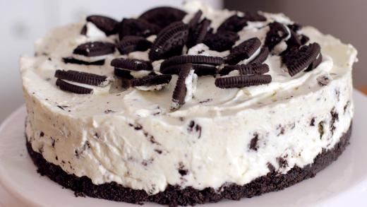 Oreo cheesecake χωρίς ψήσιμο (Video)