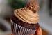 Cupcakes σοκολάτας Ferrero Rocher με κρέμα Nutella (Video)
