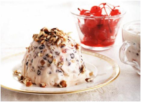 Παγωτό παρφέ κρέμα
