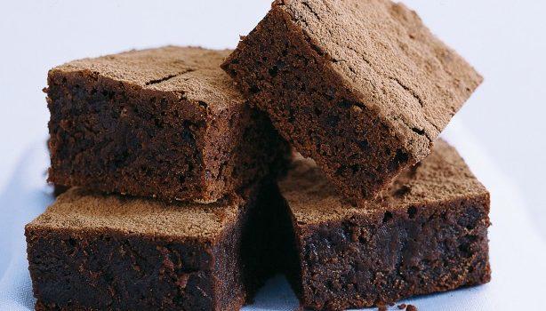Πανεύκολο μπράουνις σοκολάτας