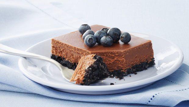 Το τέλειο σοκολατένιο cheesecake