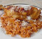 Κοτόπουλο γιουβέτσι στη κατσαρόλα