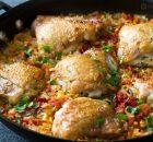 Κοτόπουλο με κριθαράκι (Video)