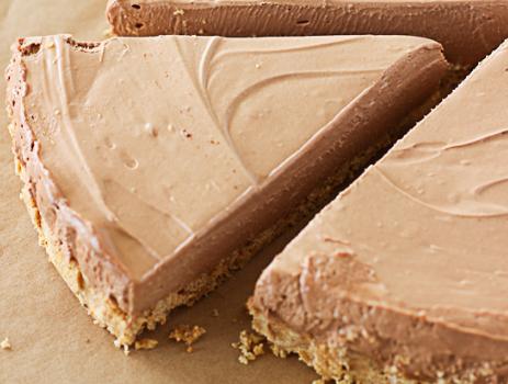 Πανεύκολο cheesecake ψυγείου με Νουτέλα