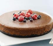 Τέλειο cheesecake σοκολάτας με βάση oreo