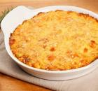 Πατατόπιτα με ζαμπόν και τυρί