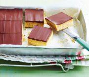 Φέτες καραμέλας με κάλυψη σοκολάτας