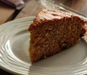 Κέικ μελιού με toblerone